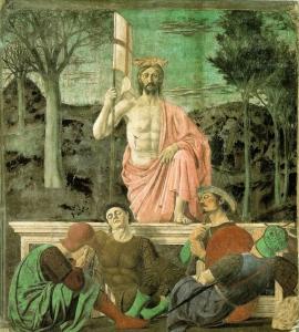 Resurrection sansepolcro