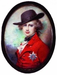 miniature of King George IV_0
